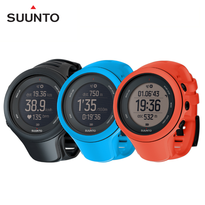SUUNTO Ambit3 Sport HR 進階多項目運動GPS腕錶