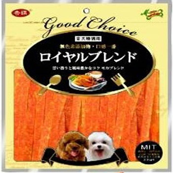 香饌寵物零食專家-黃金嫩切條180g