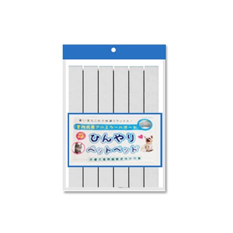 日本D.SERIES折疊式寵物鋁合金涼墊