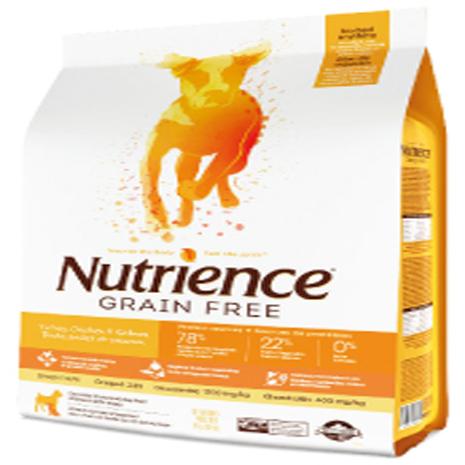 紐崔斯Nutrience無穀養生犬(火雞鮭魚)配方 2.5kg