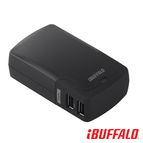 Buffalo 4.2A 大電流 USB 充電座(4port)