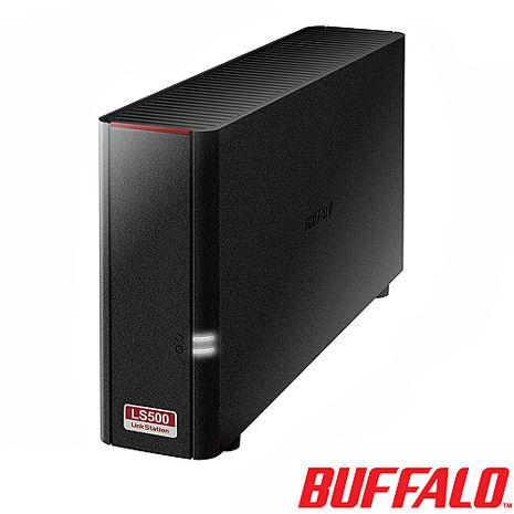 BUFFALO LS510D高性能雲端硬碟 1 bay 3TB NAS(LS510D0301)