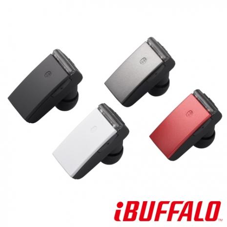 BUFFALO BT4.0 輕小型藍牙耳麥(BSHSBE23)