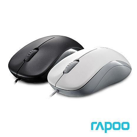 Rapoo 雷柏 N1130 有線光學滑鼠