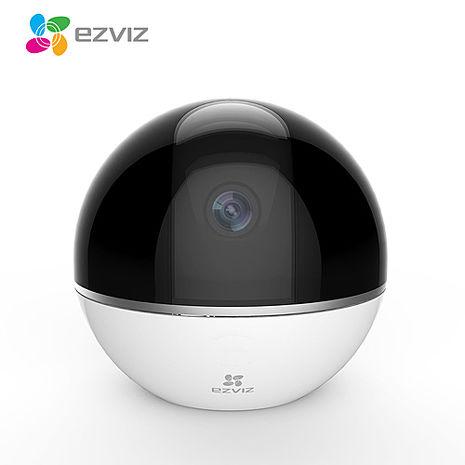 EZVIZ 螢石 C6T 高階旋轉式智能攝影機 (1080P FullHD)