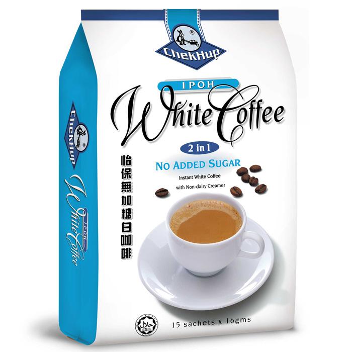 澤合怡保白咖啡無糖二合一(3袋組)