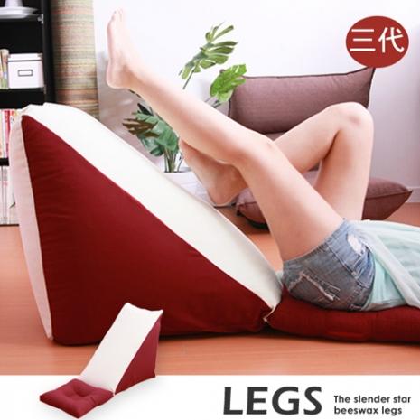 【寵愛】LEGS 三角度三代美腿舒壓/抬腿枕 預購
