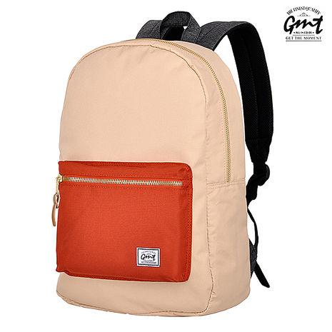 【GMT】挪威設計專業15吋電腦背包(米色)