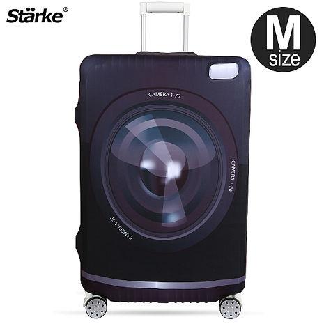 Starke 高彈性行李箱套-攝影相機  適用23-26吋