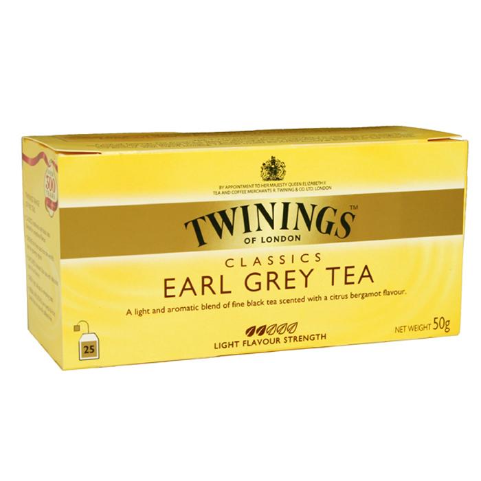 Twinings 唐寧茶 皇家伯爵茶(2gx25入)