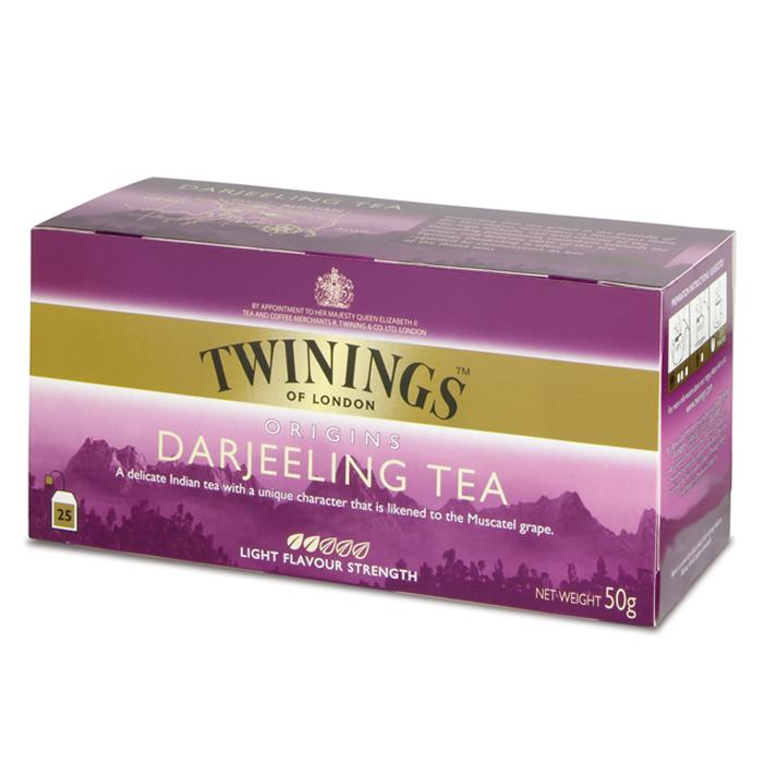 Twinings 唐寧茶 歐式大吉嶺茶(2gx25入)