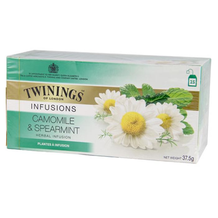 Twinings 唐寧茶 菊香薄荷茶(1.5gx25入)