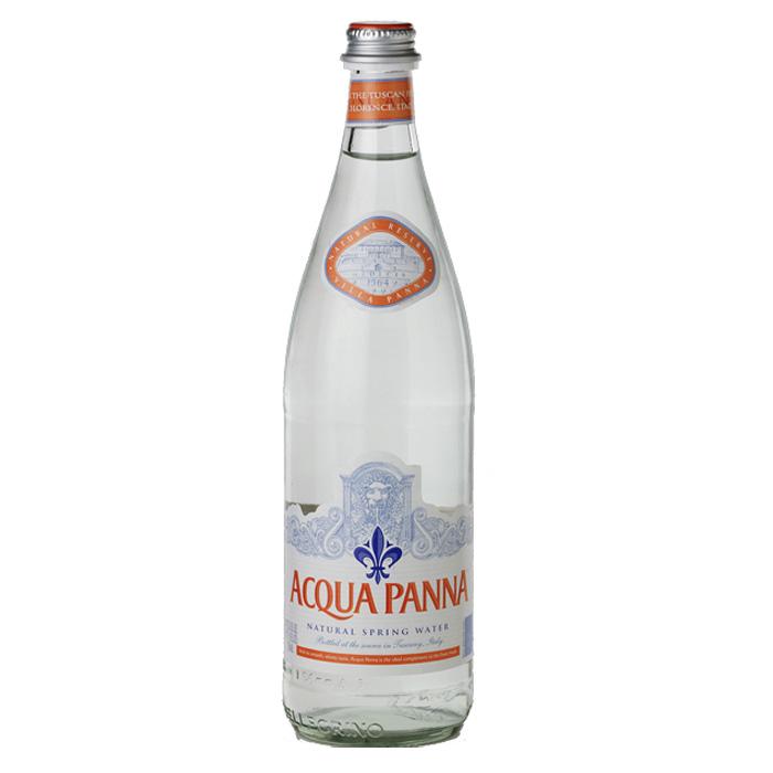 任選 Acqua Panna 普娜 義大利天然礦泉水(750mlx12入)