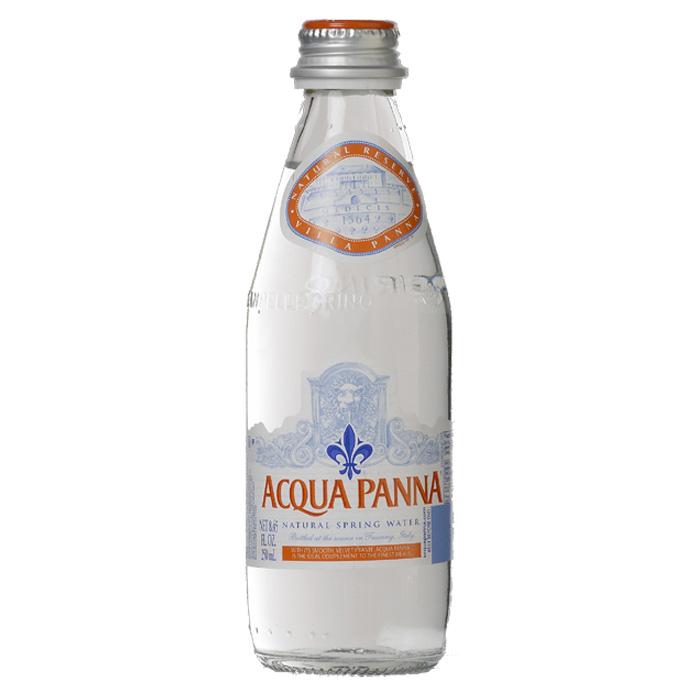 任選 Acqua Panna 普娜 義大利天然礦泉水(250mlx24入)