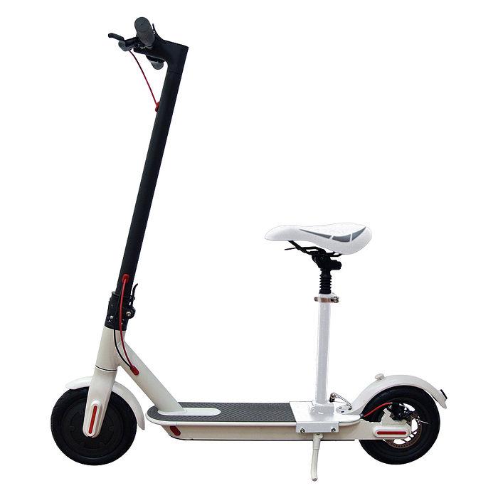 CARSCAM 9吋極速智能電動折疊滑板車(坐駕版)-加贈防塵口罩