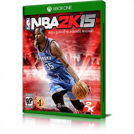 XBOX One NBA 2K15(中文版)