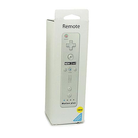 【Wii / Wii U專用】 右手把(含動感強化器) - 白色