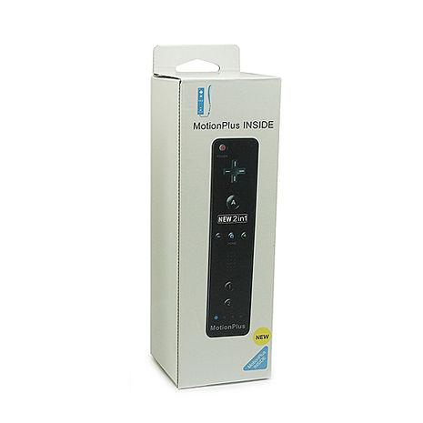 【Wii / Wii U專用】 右手把(含動感強化器) - 黑色