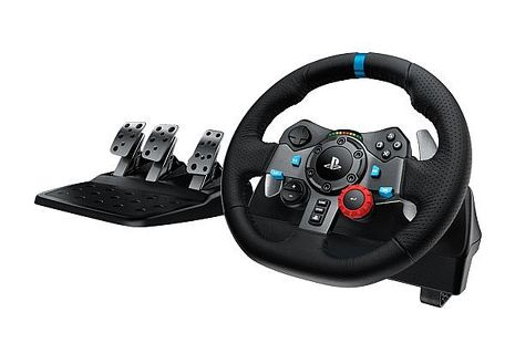 《PS4/PS3/PC專用》 羅技G29力回饋賽車方向盤-相機.消費電子.汽機車-myfone購物