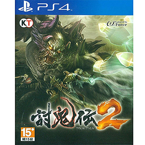 【遊戲特賣】PS4 討鬼傳 2  (日文版) 贈:手把果凍套