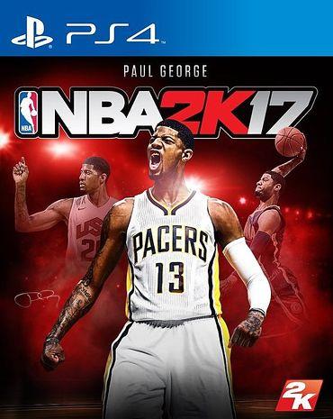 PS4 NBA 2K17 美國職業籃球 (中文亞版)