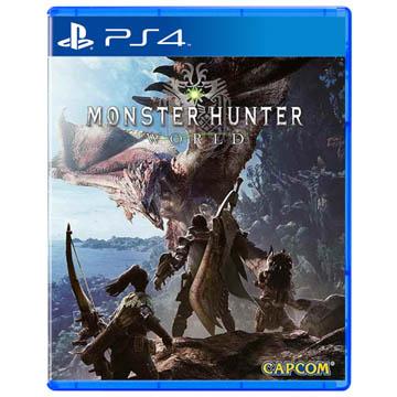 PS4 魔物獵人 世界《亞版》+14天會籍