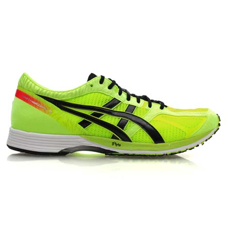 【ASICS】TARTHERZEAL 3 虎走男路跑鞋- 慢跑 亞瑟士 螢光綠黑