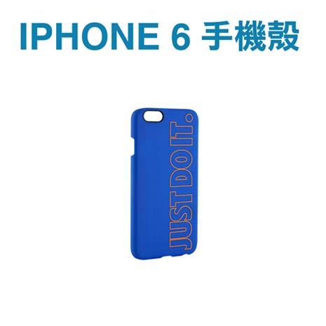 【NIKE】IPHONE 6 JUST DO IT 4.7吋手機殼-保護殼 硬殼 藍橘