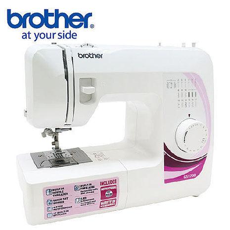 日本brother 實用型縫紉機 GS-1700