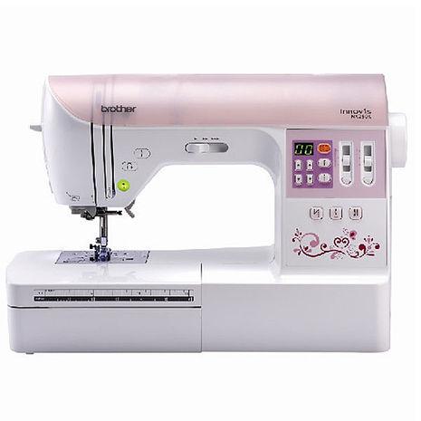 日本 brother 粉彩縫紉大師LED顯示縫紉機 NX-250X