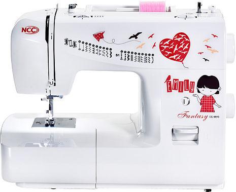 NCC 艾蜜莉fantasy縫紉機 CC-9910
