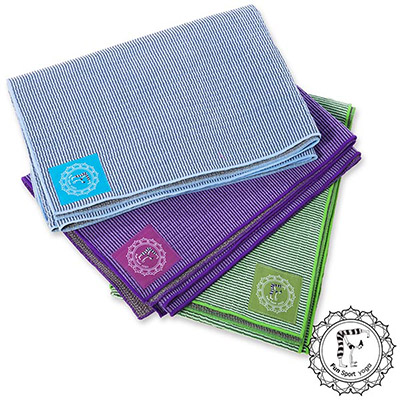 《Fun Sport》超細纖維瑜珈鋪巾(台灣生產)3色可選※送輕巧專用袋