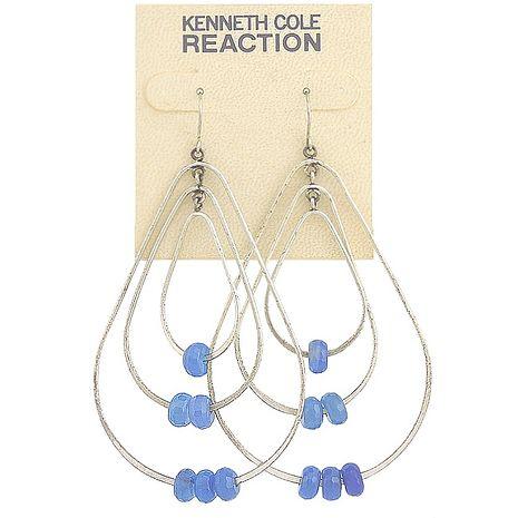KENNETH COLE 多層次復古俏麗耳環-服飾‧鞋包‧內著‧手錶-myfone購物