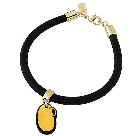 COACH Disney米奇造型手環-黃色(特賣)