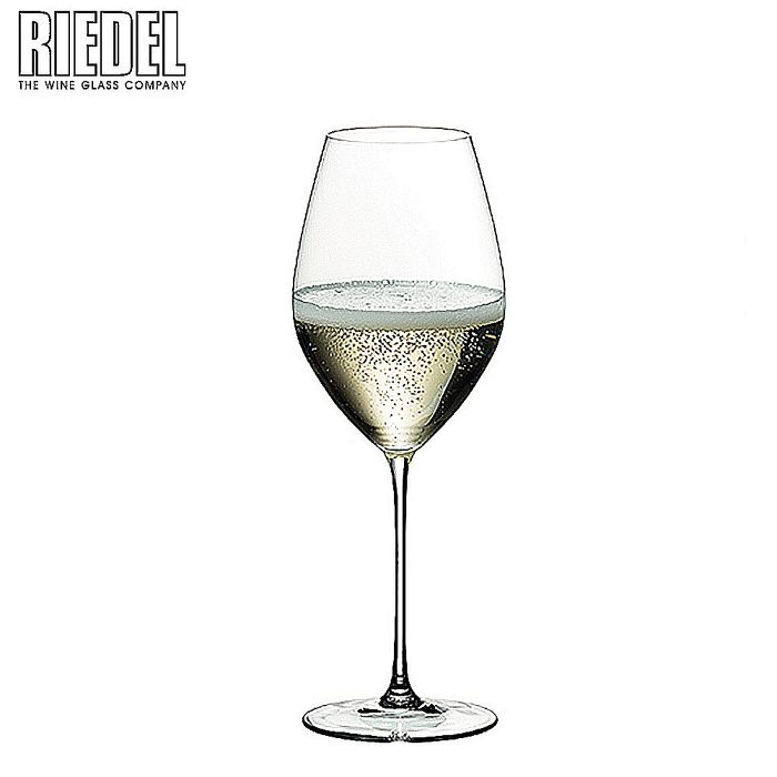 RIEDEL VERITAS 系列CHAMPAGNE WINE GLASS 香檳杯2入