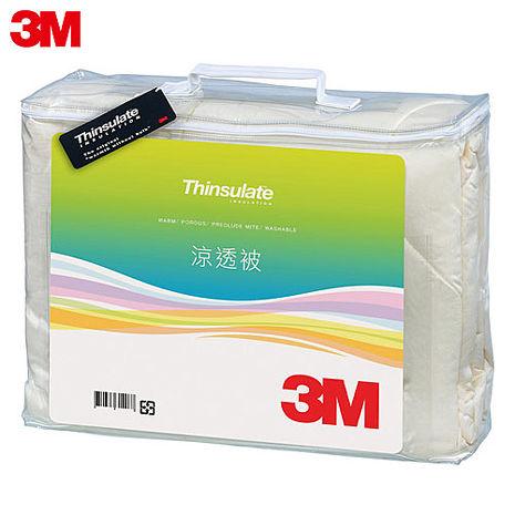 【3M】Thinsulate標準雙人可水洗涼透被Z120 (6x7)