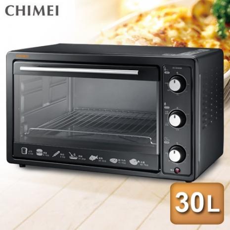 【CHIMEI奇美】30公升旋風電烤箱 EV-30A0SK
