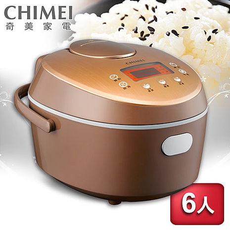 CHIMEI奇美 6人份微電腦渦輪電子鍋 EP-06TBM1