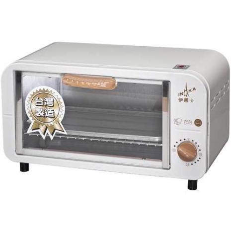 【伊娜卡】 食尚8L電烤箱 ST-7013