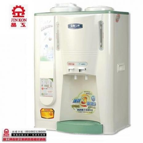 【晶工牌】10.5公升全自動溫熱開飲機 JD-3688