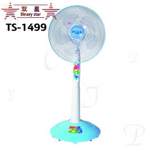 【雙星牌】14吋立扇 TS-1499