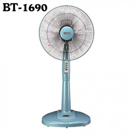 【華冠】16吋 高級立扇 BT-1690