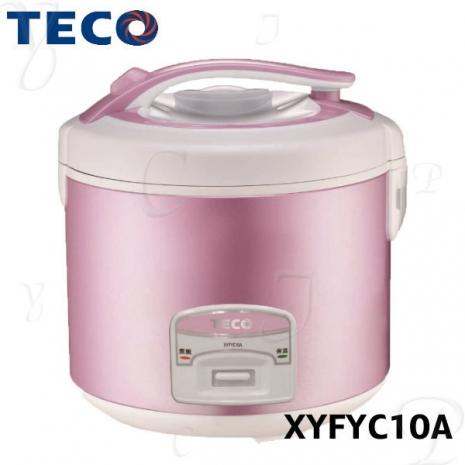 【東元】電子鍋 時尚設計 XYFYC10A