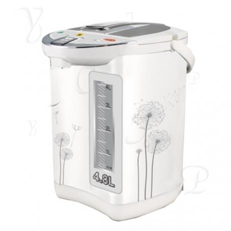 鍋寶4.8L節能電動熱水瓶PT-4802D