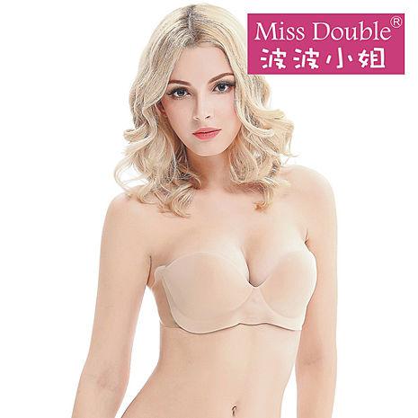 【VSTYLE】波波小姐隱形浮力內衣黏貼翼片加值組-膚色
