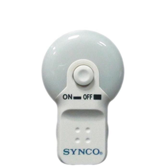 【新格牌】甜甜圈(開關式)LED小夜燈(1入) SAN-26M-家電.影音-myfone購物