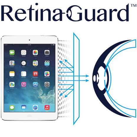 視網盾iPad Air 12 / iPad Pro 9.7 防藍光保護貼 眼睛防護