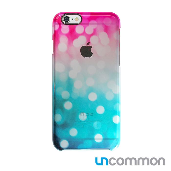 Uncommon Clearly系列 iPhone6 Plus (5.5吋) 保護殼- Bokeh Blush