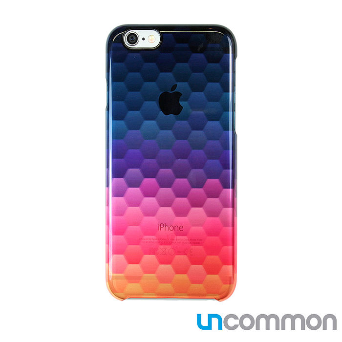 Uncommon Clearly系列 iPhone6 Plus (5.5吋) 保護殼- Warm Sunset