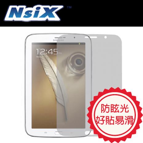 Nsix 微霧面抗眩易潔保護貼 Samsung Note8.0 3G通話版-手機平板配件-myfone購物